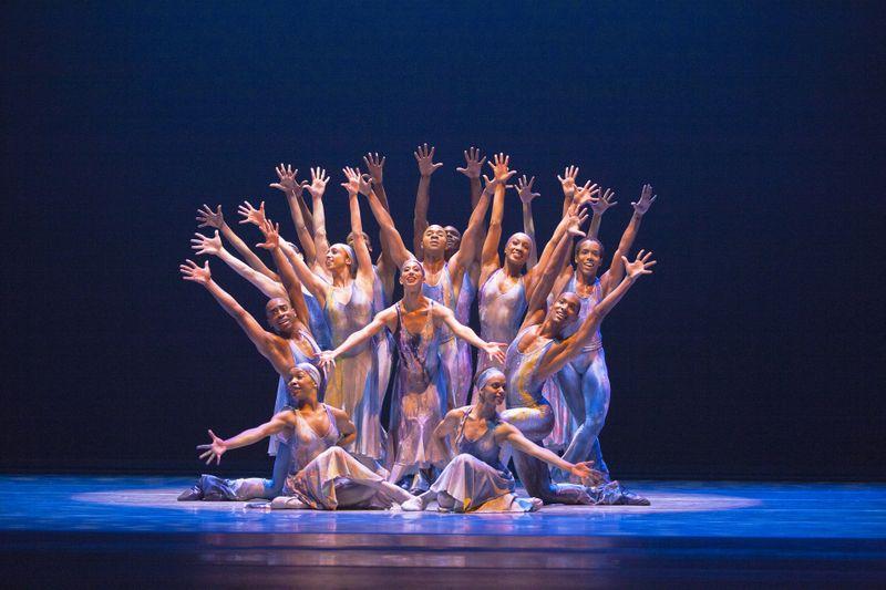 Image result for Το Alvin Ailey American Dance Theater γιορτάζει 60 χρόνια στο Μέγαρο!