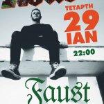 ROUS live / Faust Bar – Theatre – Arts